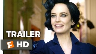 Download Miss Peregrine's Home for Peculiar Children Official Trailer #1 (2016) - Eva Green Movie HD Video