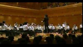 Download Japan 2009's top elementary school symphonic band performance Video
