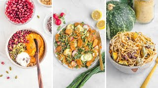 Download What I Eat in a Day + Recipes: Winter Edition! ❄️ (Vegan) Video