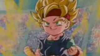 Download DBZ Goku Jr. vs Vegeta Jr. Video