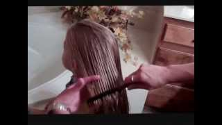 Download How to Comb Out Wet Hair {Healthy Hair Care}   Pretty Hair is Fun Video