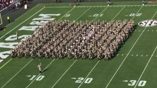 Download Fightin' Texas Aggie Band First Halftime Show 2016 UCLA Game Video