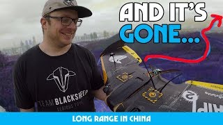 Download 10km+ LONG RANGE with the GRANDDADDY OF FPV! TBS TRAPPY!!! Video