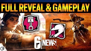 Download Full Reveal & Gameplay - Mozzie & Gridlock - 6News Live - Rainbow Six Siege Video