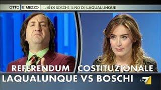 Download Cetto Laqualunque Maria Elena Boschi ″MOLESTA″ in autobus,in coda alla cassa, in ospedale, in chiesa Video