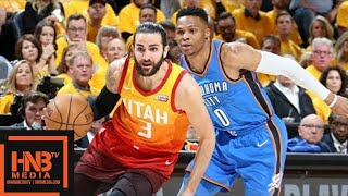 Download Oklahoma City Thunder vs Utah Jazz Full Game Highlights / Game 3 / 2018 NBA Playoffs Video
