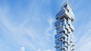 Download 56 Leonard: Building New York's Jenga Tower | The B1M Video