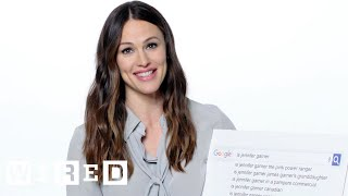 Download Jennifer Garner Answers the Web's Most Searched Questions | WIRED Video