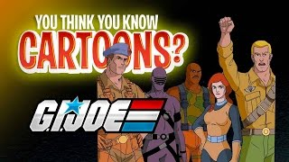 Download GI Joe - You Think You Know Cartoons? Video