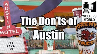 Download Visit Austin - The DON'Ts of Visiting Austin, Texas Video