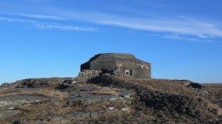 Download German WW2 machine gun bunker. With a secret.. Video