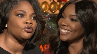 Download 'Almost Christmas' Cast Reveals Which Famous Family They Would Want To Spend The Holidays With! Video