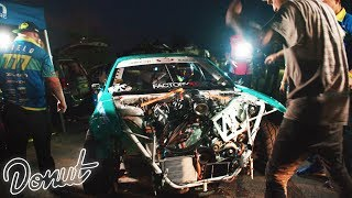 Download Matt's car falls off a tow truck and Odi gets screwed | Frenemies EP5: Canada Video