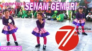 Download Senam GEMARI ❤ Happy Dance Cheerful Kids @CintaTubeHD Video