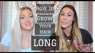 Download How to Grow Your Hair LONG (8 Easy Steps) Video