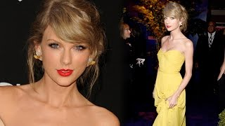 Download Taylor Swift Gorgeous With Girlfriends At Golden Globes Party Video