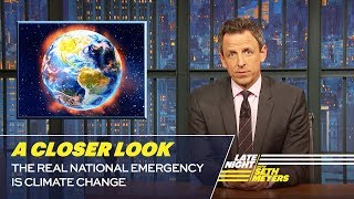 Download The Real National Emergency Is Climate Change: A Closer Look Video