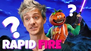 Download Ninja Responds to 50 Rapid-Fire Questions from IGN Video