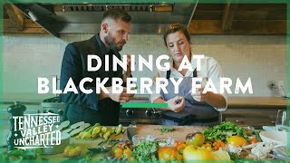 Download From the Garden to the Kitchen of Blackberry Farm (Walland, Tennessee) - Tennessee Valley Uncharted Video