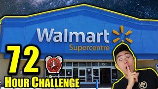 Download 72 HOUR OVERNIGHT CHALLENGE IN WALMART Video