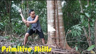 Download Primitive Technology: Materials Makes a Hut (When migrate to new land same as primitive) Video