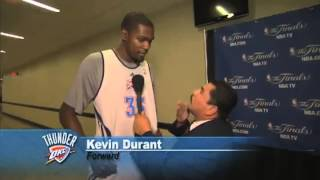 Download Guillermo at 2012 NBA Finals Media Day Video