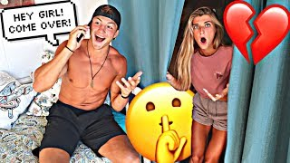 Download I Spent the Night in my Boyfriends House & He Had No Idea... (24 Hour Challenge) Video