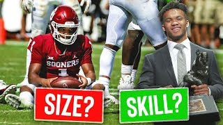 Download 5 Reasons Why Kyler Murray WILL SUCCEED in the NFL... and 5 Why He WILL FAIL Video