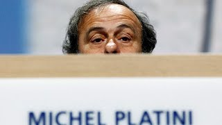 Download Michel Platini detained in 2022 Qatar World Cup corruption probe Video