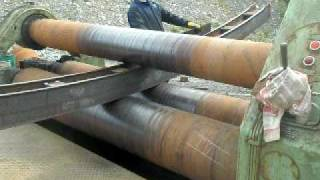 Download Rolling I beam (large rolls) Video