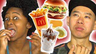 Download Americans Try Mexican McDonald's Video