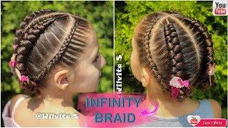 Download 💕 Trenza infinita / Dutch Inifinity Braid / Trenza de moda / WILVITA 💕 Video