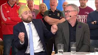 Download Joe Brolly meets Joe Brolly on The Sunday Game Live Video
