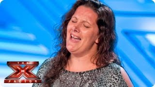 Download Sam Bailey sings Listen by Beyonce - Room Auditions Week 1 - The X Factor 2013 Video