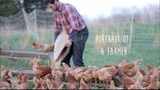 Download Why Organic, Sustainable Farming Matters | Portrait of a Farmer Video