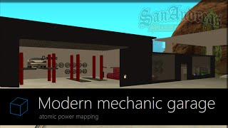 Download Mechanic Garage SAMP Map Video