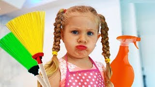 Download Funny Videos with Toys from Diana Video