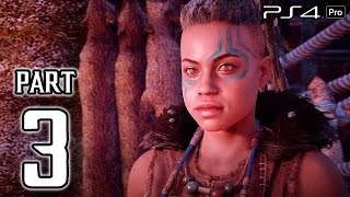 Download Horizon Zero Dawn Walkthrough PART 3 (PS4 Pro) No Commentary Gameplay @ 1080p HD ✔ Video