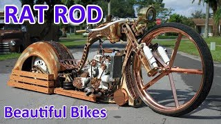 Download Rat Rod Amazing Motorcycles 2017 Video