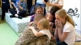 Download Soldier Surprises Family at Disney's Art of Animation Resort - Disney Flash Mob! Video