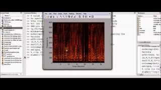 Download How to read a wav file and make it spectrogram ( matlab) Video