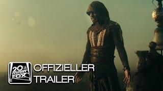 Download Assassin's Creed | Trailer 3 | German Deutsch HD (2016) Video