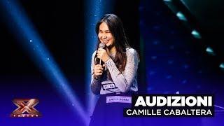 Download Il rap al pianoforte di Camille Cabaltera | Audizioni 1 Video