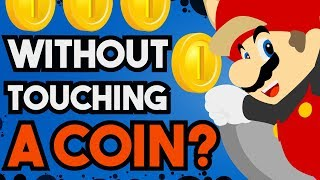 Download Is it Possible to Beat New Super Mario Bros. U Without Touching a Single Coin? Video