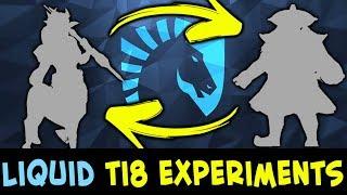Download Liquid TI8 EXPERIMENTS — offlane Storm, safelane Centaur Video