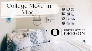 Download College Move In Day Vlog! University of Oregon! Video