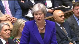 Download Prime Minister's Questions: 18 July 2018 Video