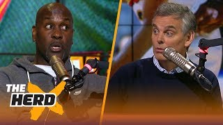 Download Gary Payton on Lonzo Ball's potential greatness, old tricks GP used against MJ | NBA | THE HERD Video