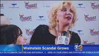 Download Courtney Love Warns About Harvey Weinstein In 2005 Video Video