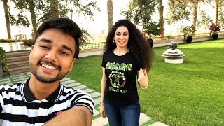 Download SHE INVITED ME TO HER VILLA IN OMAN!! Video